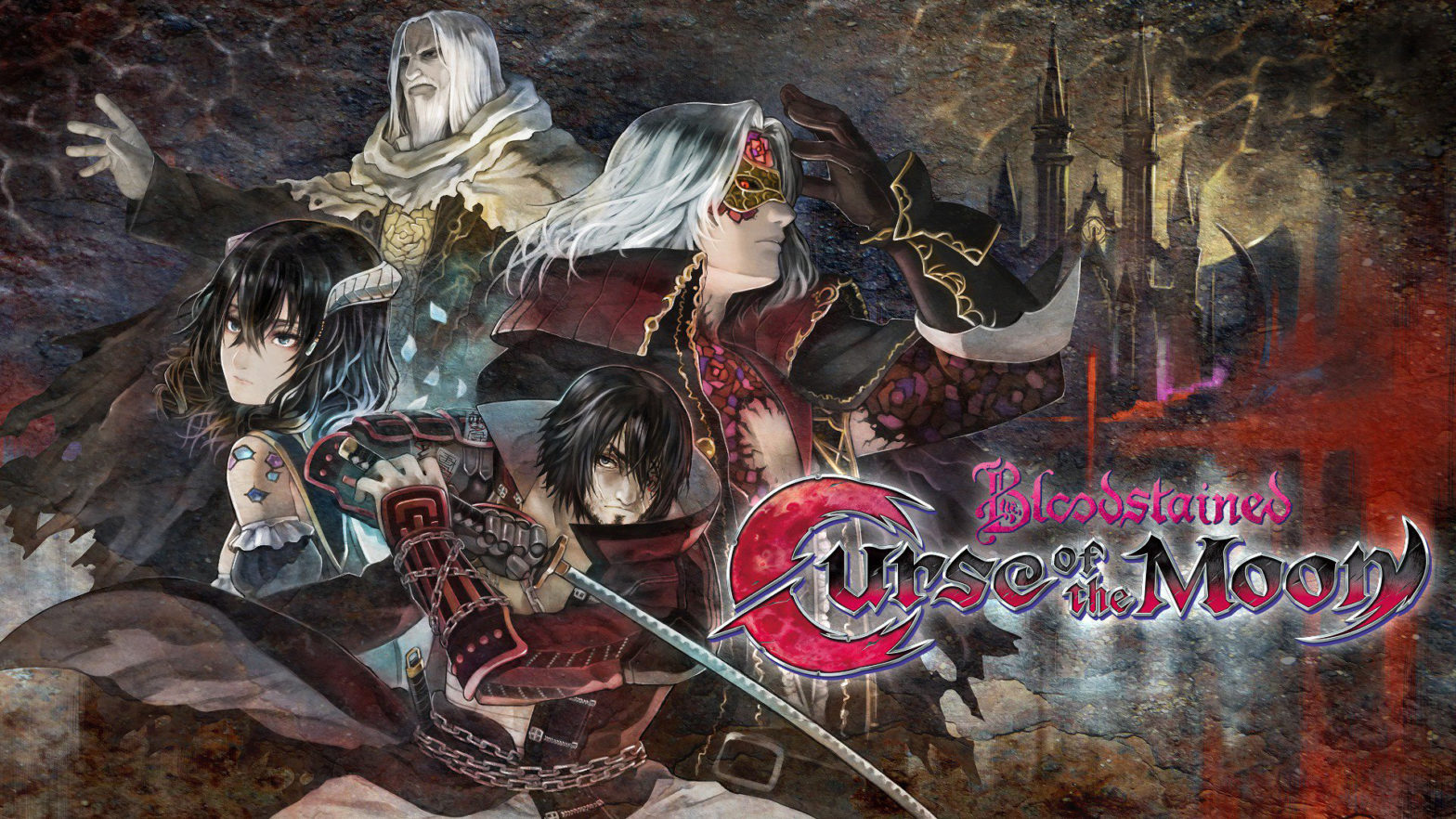 Bloodstained: Curse of the moon, Castlevania atgimsta