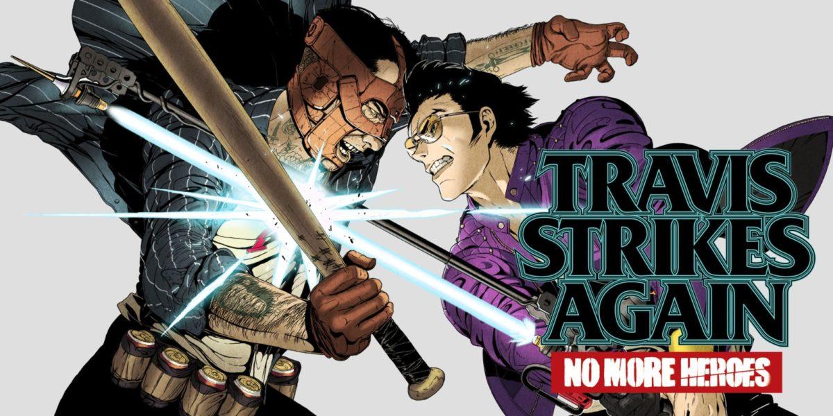 Travis Strikes Again: No More Heroes pasirodys PS4 ir Steam platformose