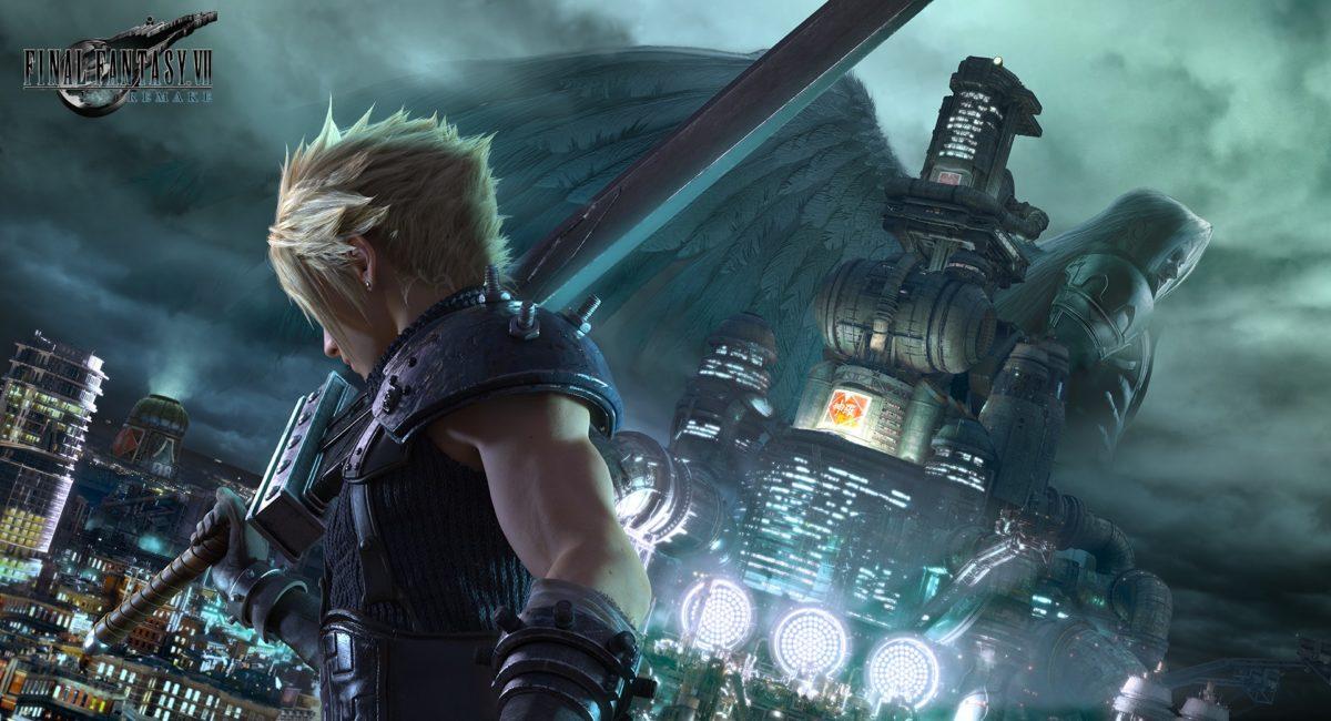Anonsuota Final Fantasy VII Remake pasirodymo data