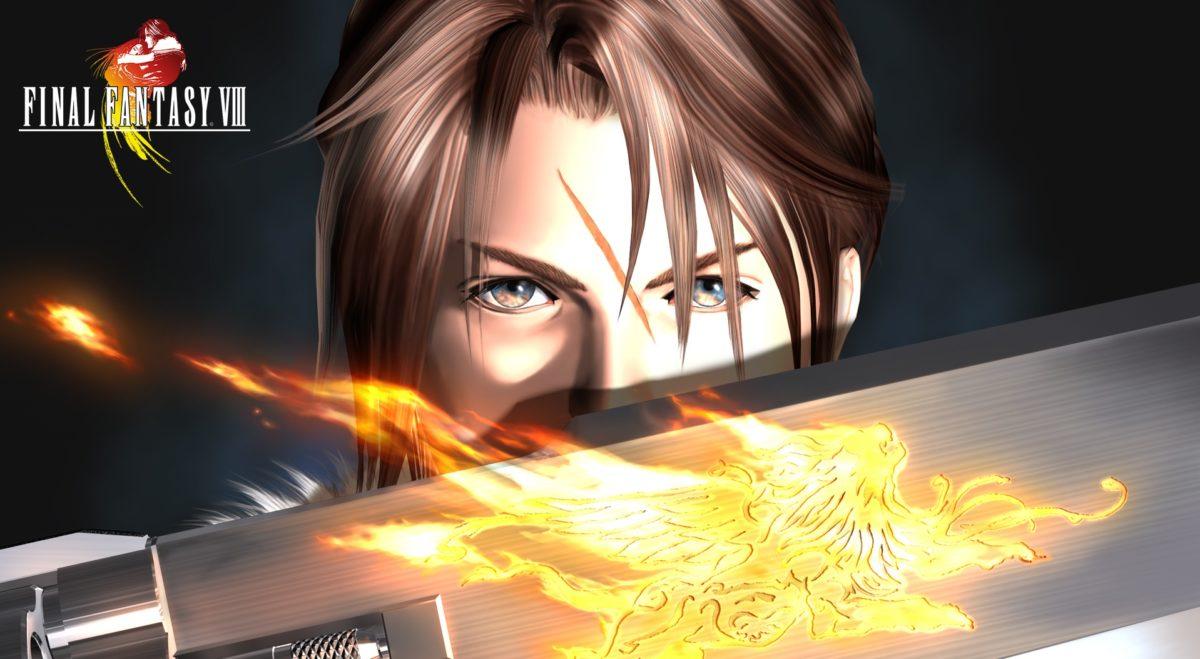 E3: Pagaliau! Anonsuotas žaidimas Final Fantasy VIII Remastered
