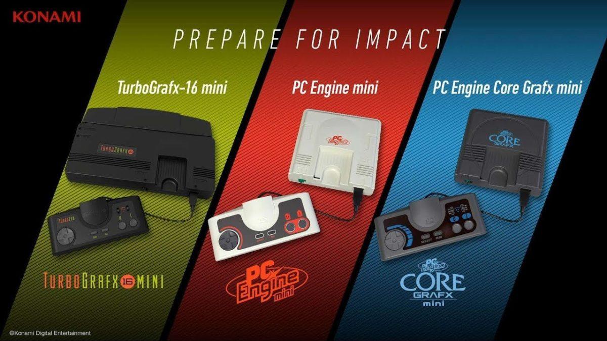 """E3: Konami pristatė """"naująją"""" žaidimų konsolę"""