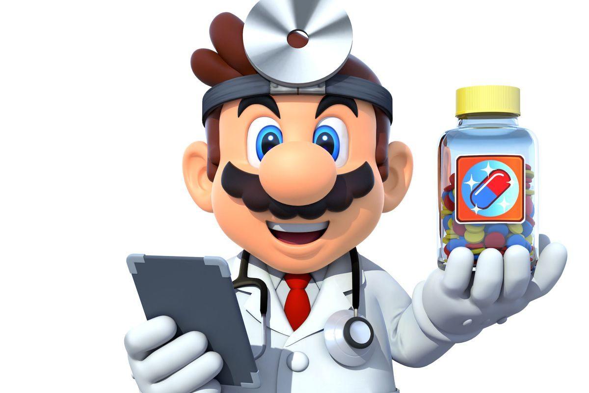 Dr. Mario World žaisime nemokamai