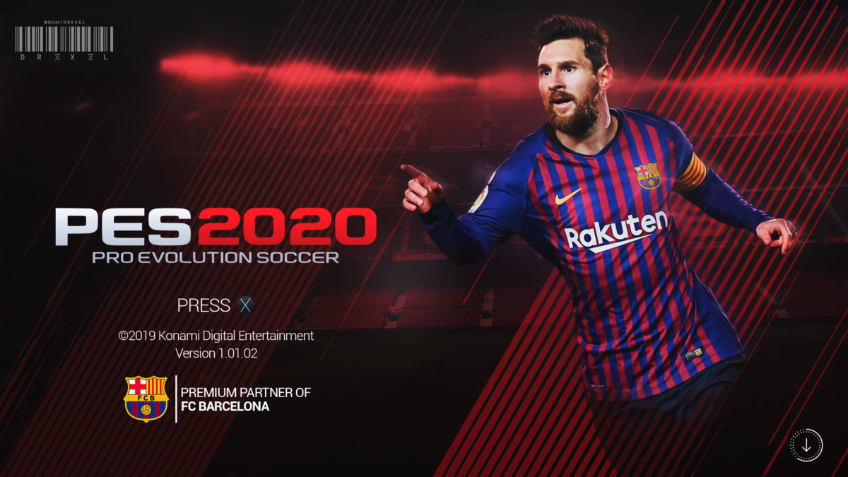 eFootball PES 2020 demo jau šį mėnesį