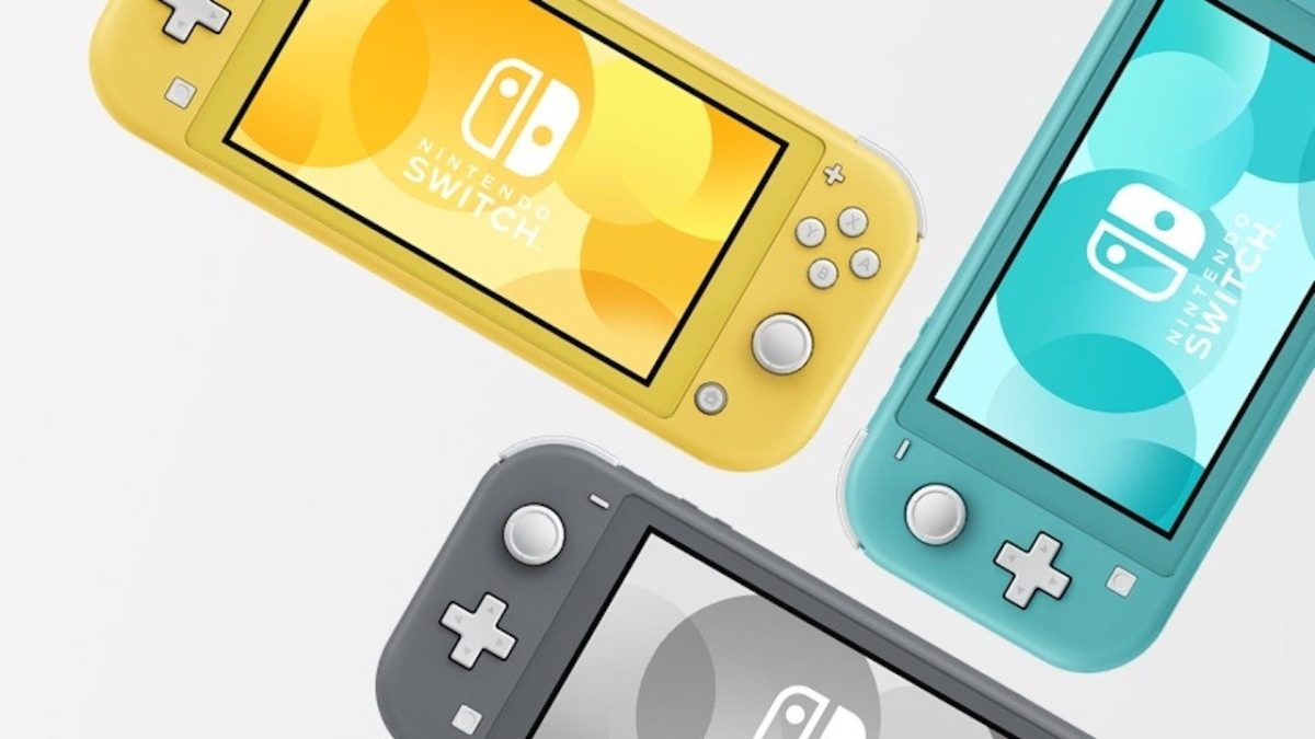 Gamelement nuomonė: Nintendo Switch Lite