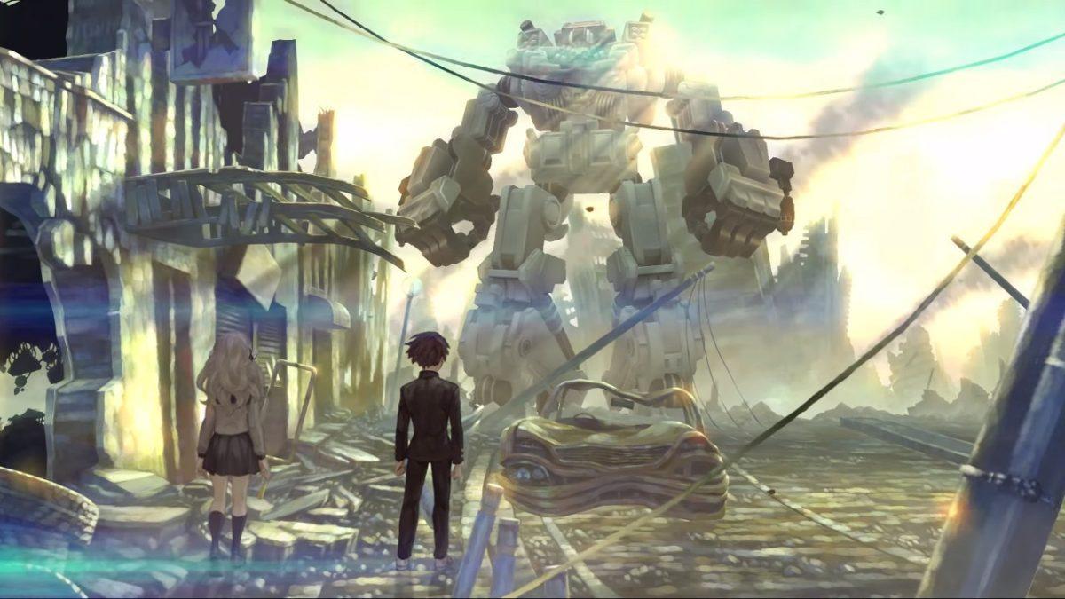 13 Sentinels: Aegis Rim pasirodys lapkritį