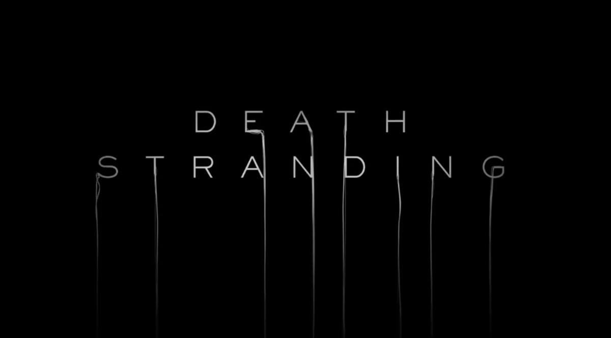 """Parodytas """"Death Stranding"""" žaidimo viršelis"""