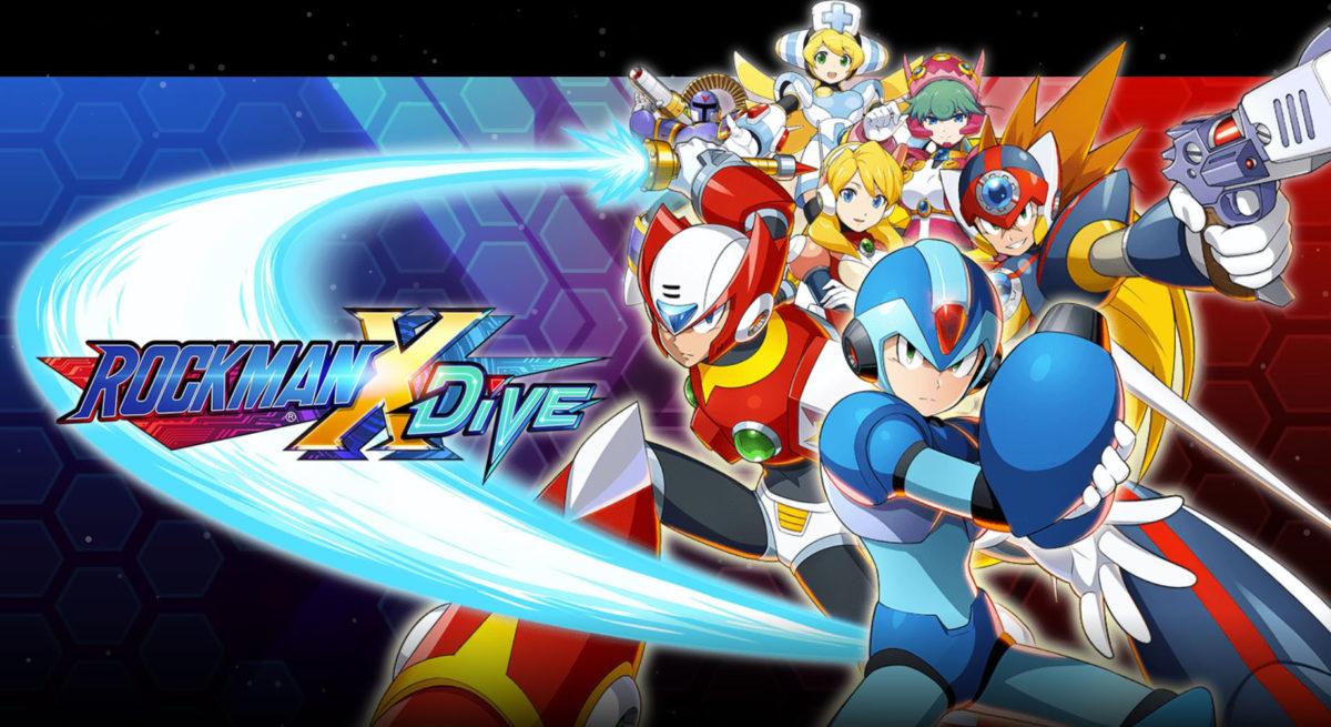 Pristatytas naujas Megaman žaidimas