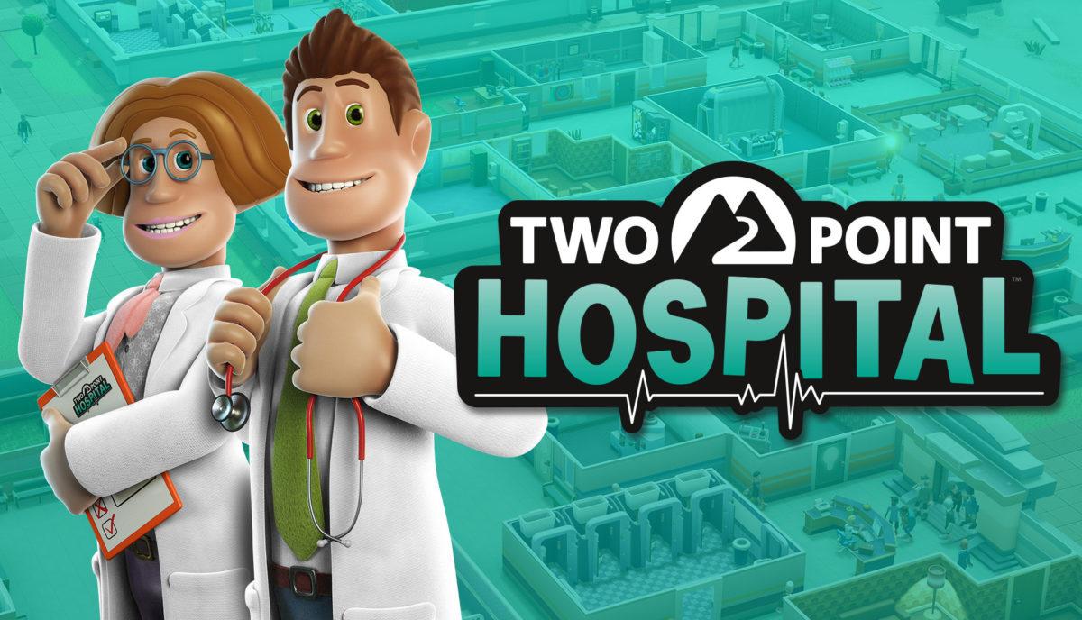 Two Point Hospital atkeliauja į žaidimų konsoles