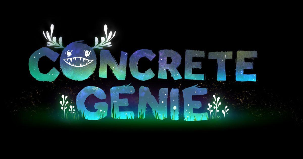 PS4 išskirtinai kūriamas žaidimas Concrete Genie pasirodys jau spalį